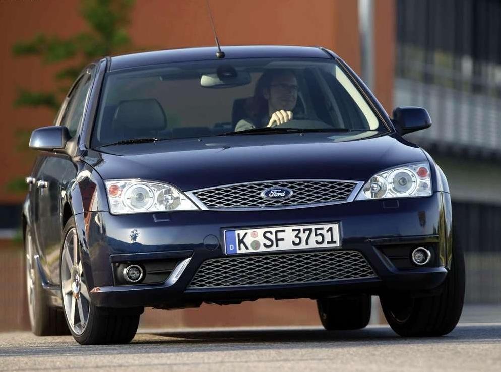Снимки: Ford Mondeo 3