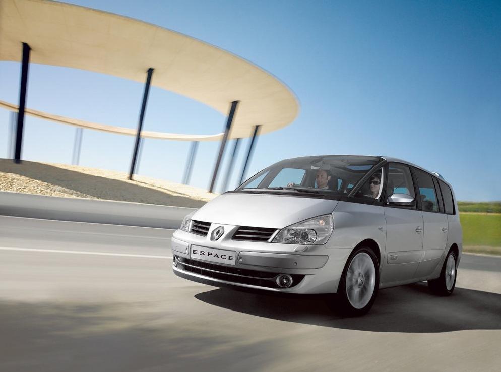 Снимки: Renault Espace 4