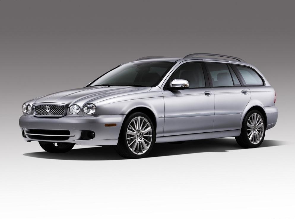 Снимки: Jaguar X-Type Estate