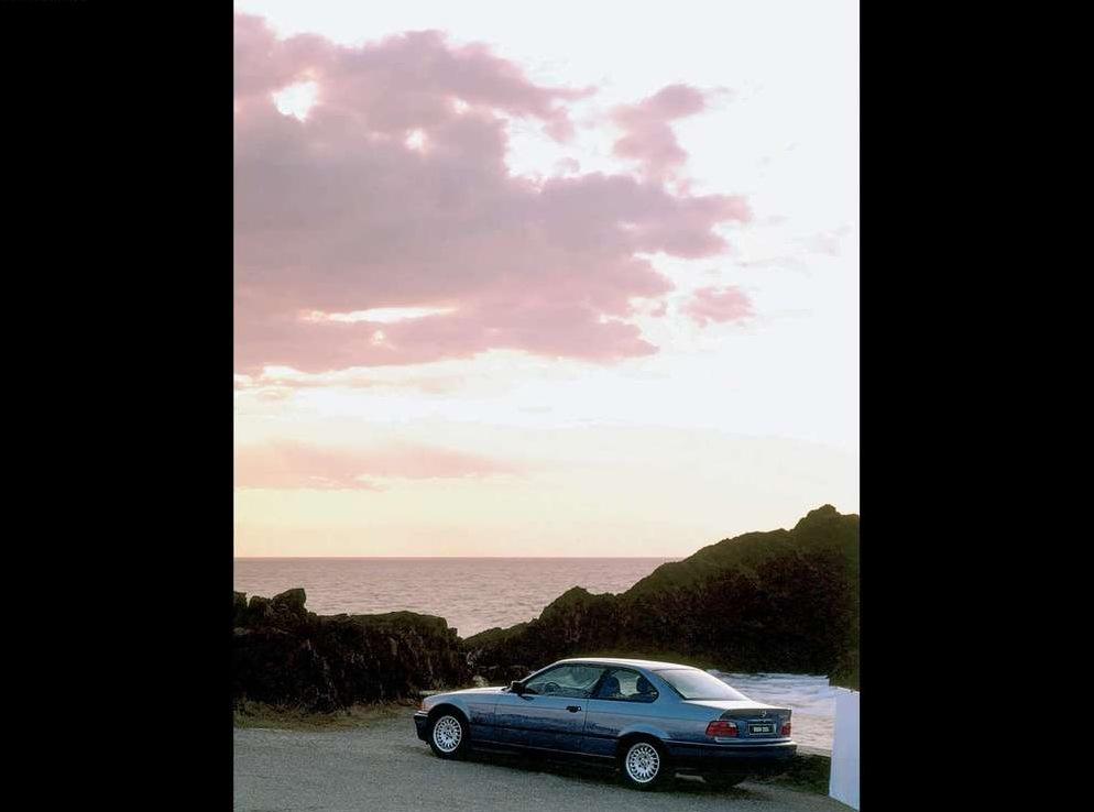 Снимки: Bmw 3er Coupe (E36)