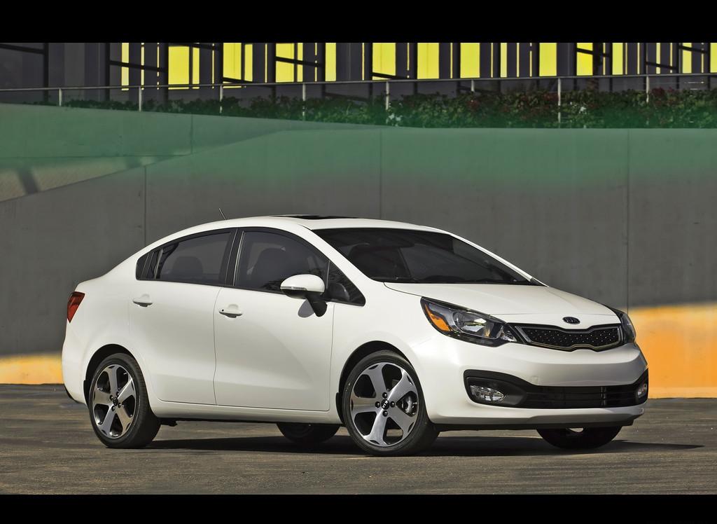 Снимки: Kia Rio (Pride) 3 Sedan