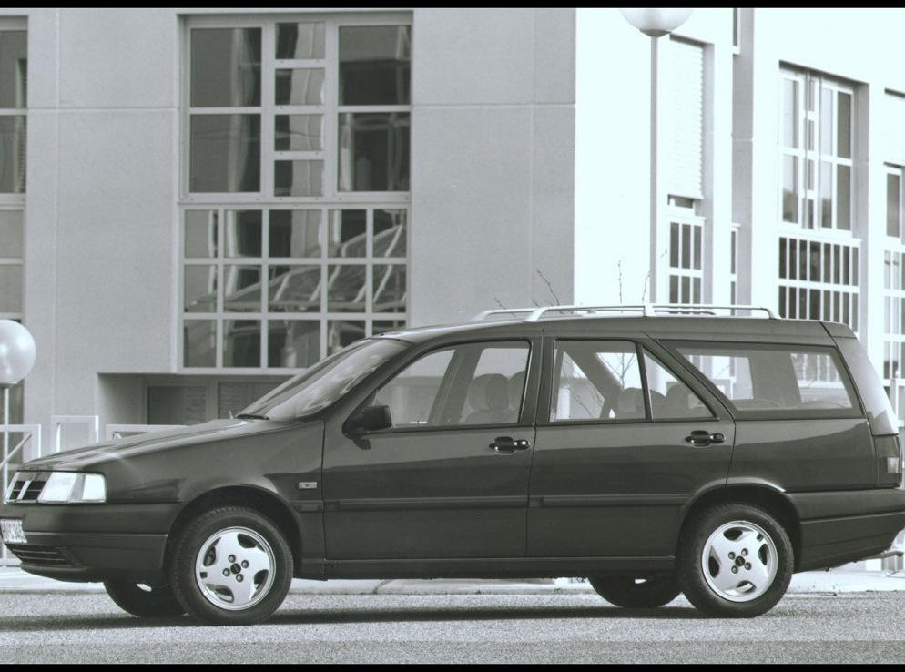 Снимки: Fiat Tempra S.w. (159)
