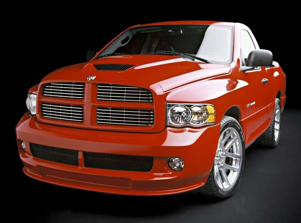 Снимки: Dodge Ramcharger