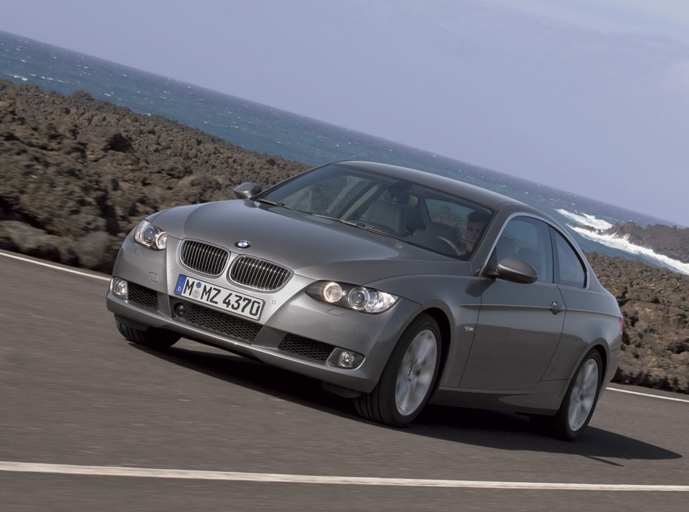 Снимки: Bmw 3er Coupe (E92)