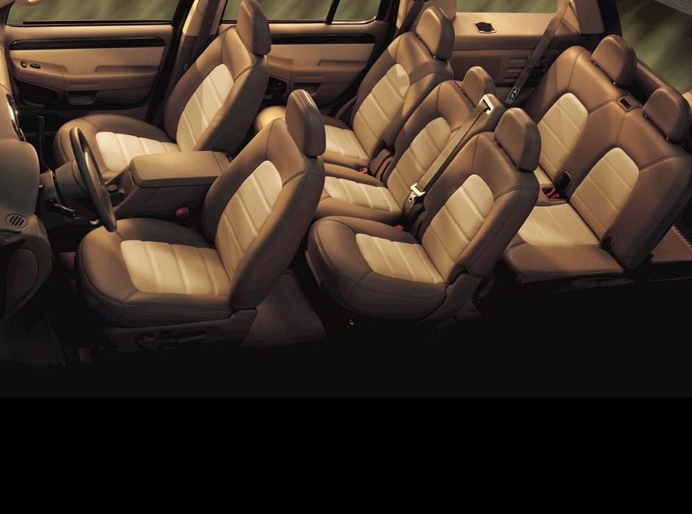 Снимки: Ford Explorer II