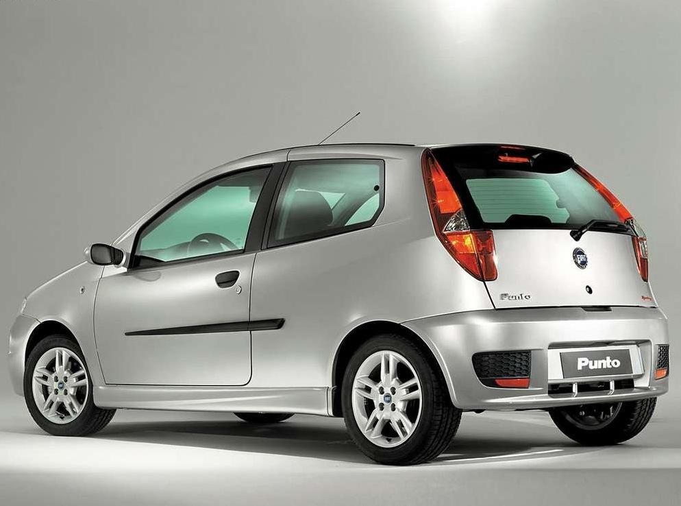 Снимки: Fiat Punto II (188)