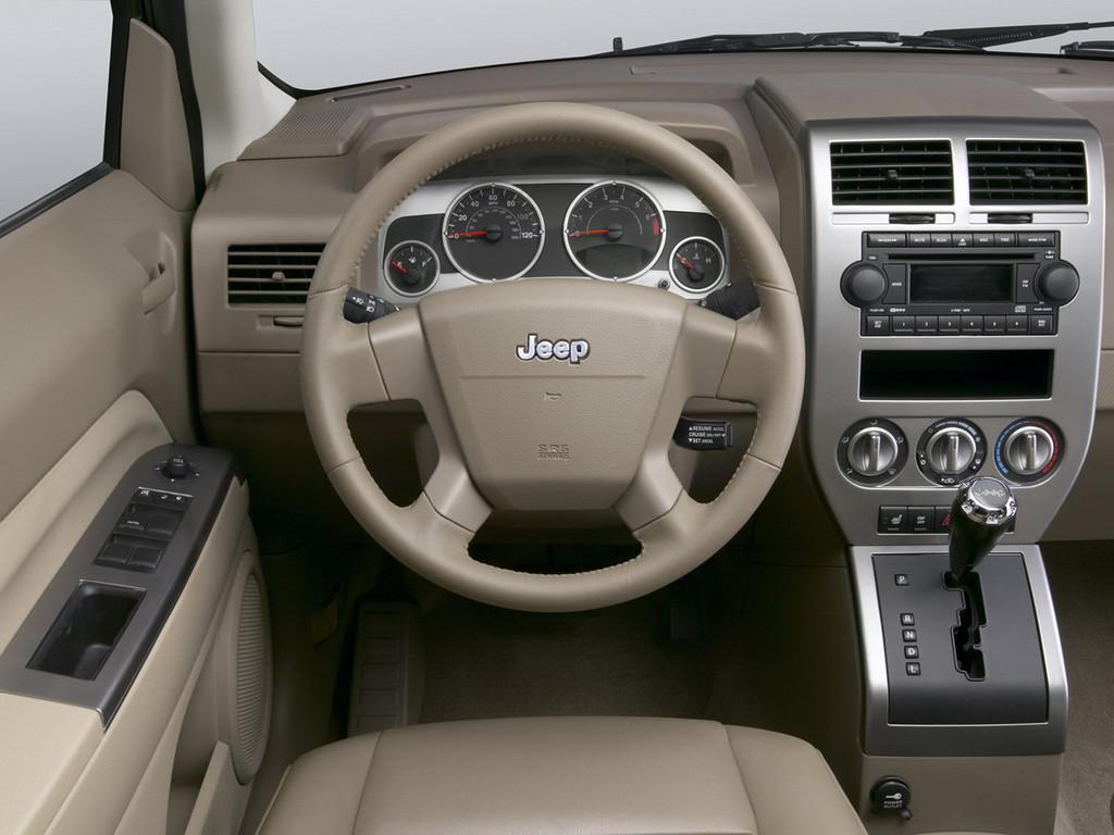 Снимки: Jeep Compass