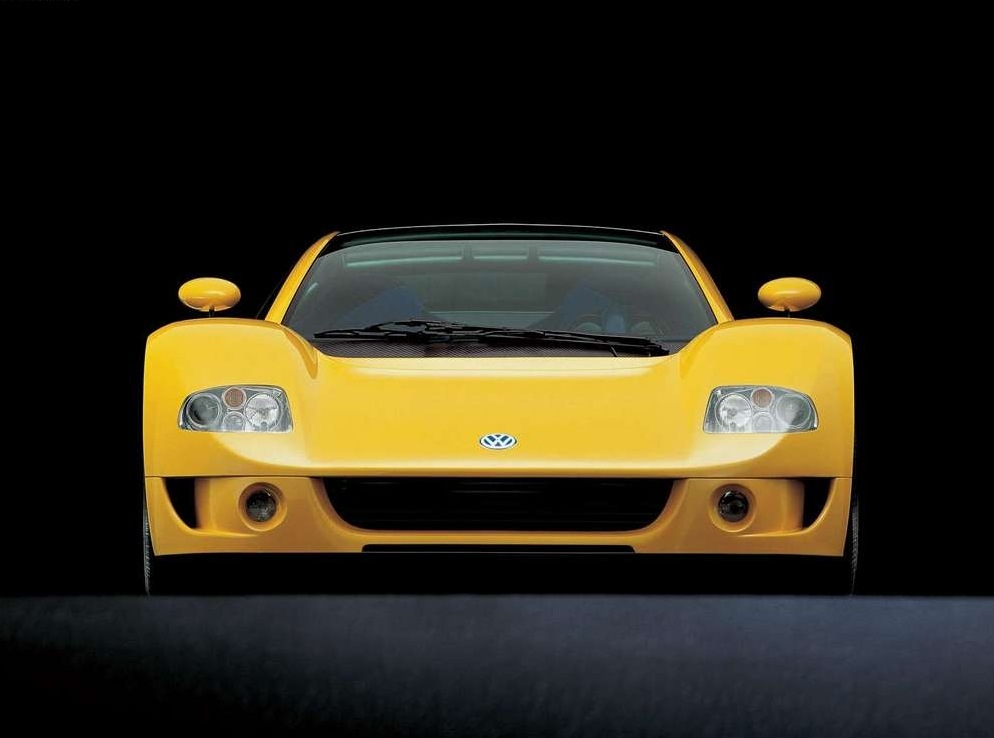 Снимки: Volkswagen W12