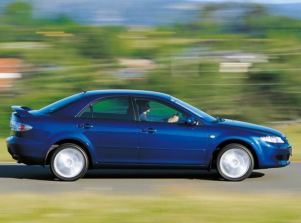 Снимки: Mazda Mazda 6  Sedan (GG,GY)