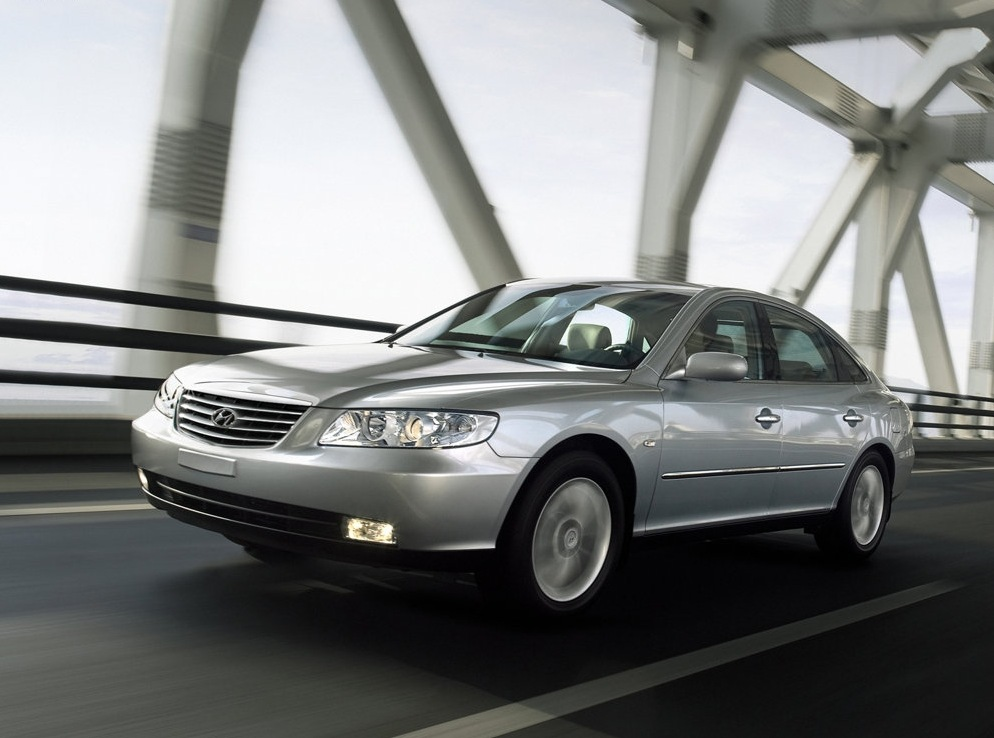 Снимки: Hyundai Grandeur IV