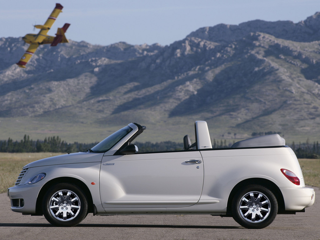 Снимки: Chrysler PT Cruiser