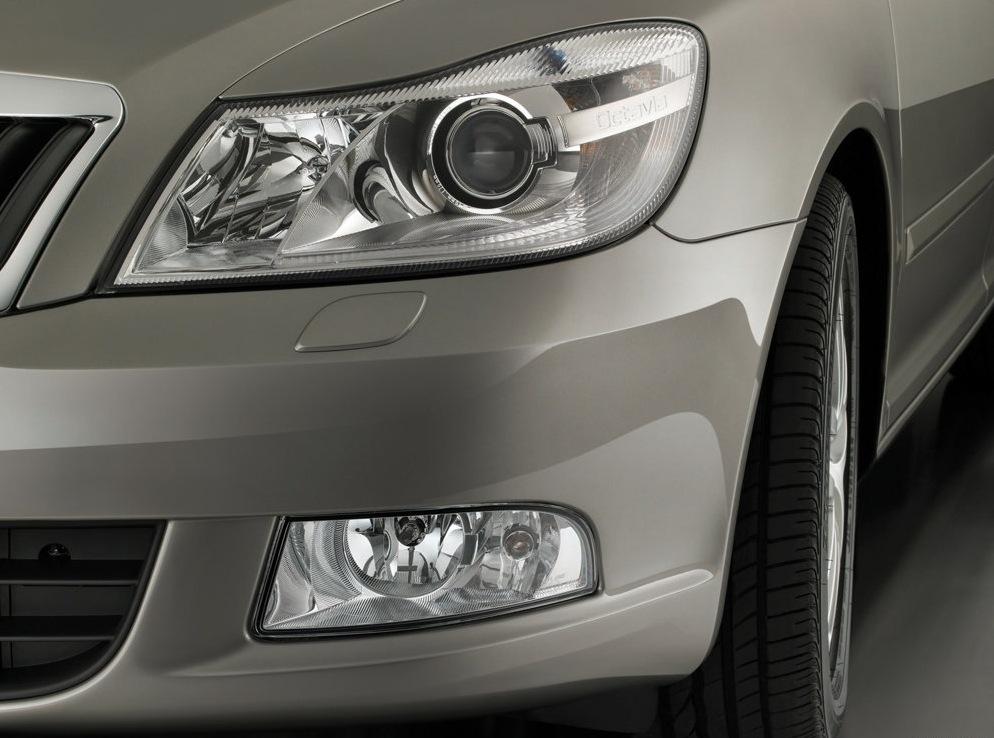 Снимки: Skoda Octavia 2 Facelift