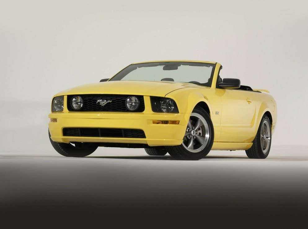 Снимки: Ford Mustang Convertible V