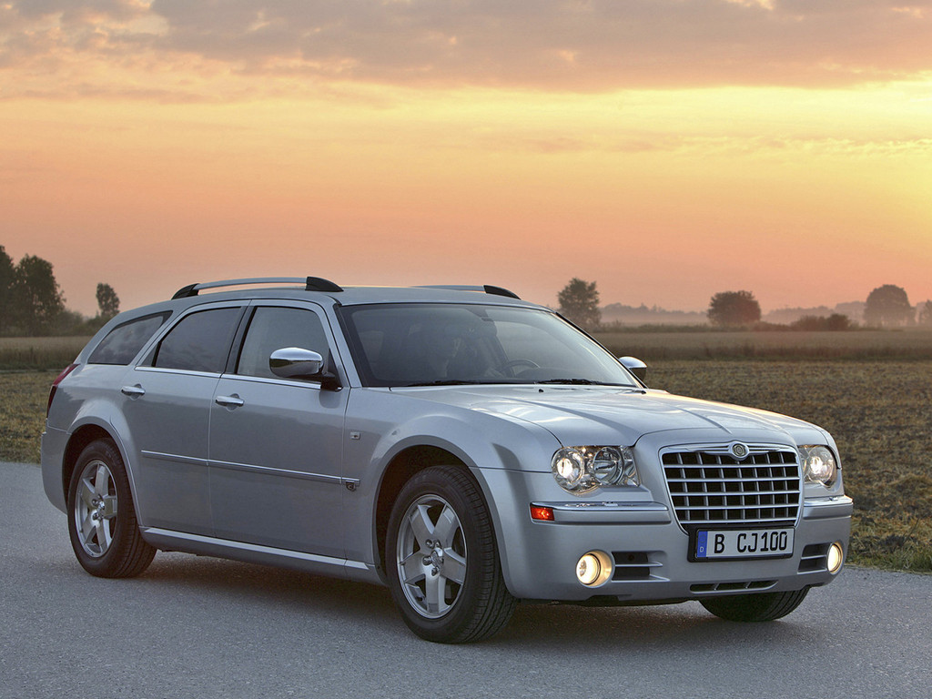 Chrysler 300C Touring = Фото гал…