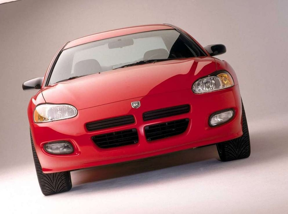 Снимки: Dodge Stratus I Coupe
