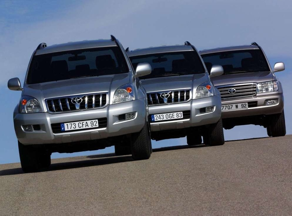 Land Cruiser (120) Prado