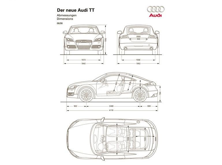 Снимки: Audi TT (8J)