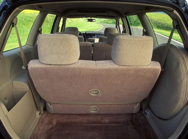 Снимки: Honda Odyssey I
