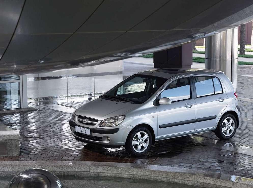 Снимки: Hyundai Getz