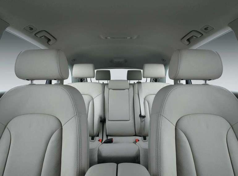 Снимки: Audi Q7