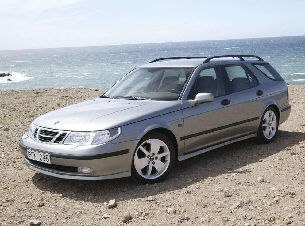 Снимки: Saab 9-3 Sport Combi (E)