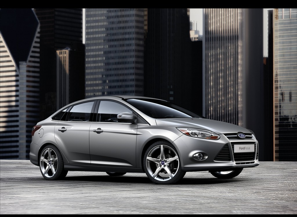 Снимки: Ford Focus Turnier 3