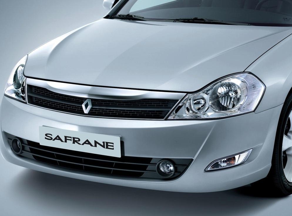 Снимки: Renault Safrane II (B54)