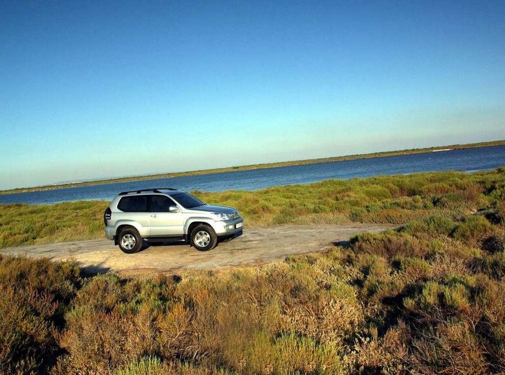 Снимки: Toyota Land Cruiser (120) Prado
