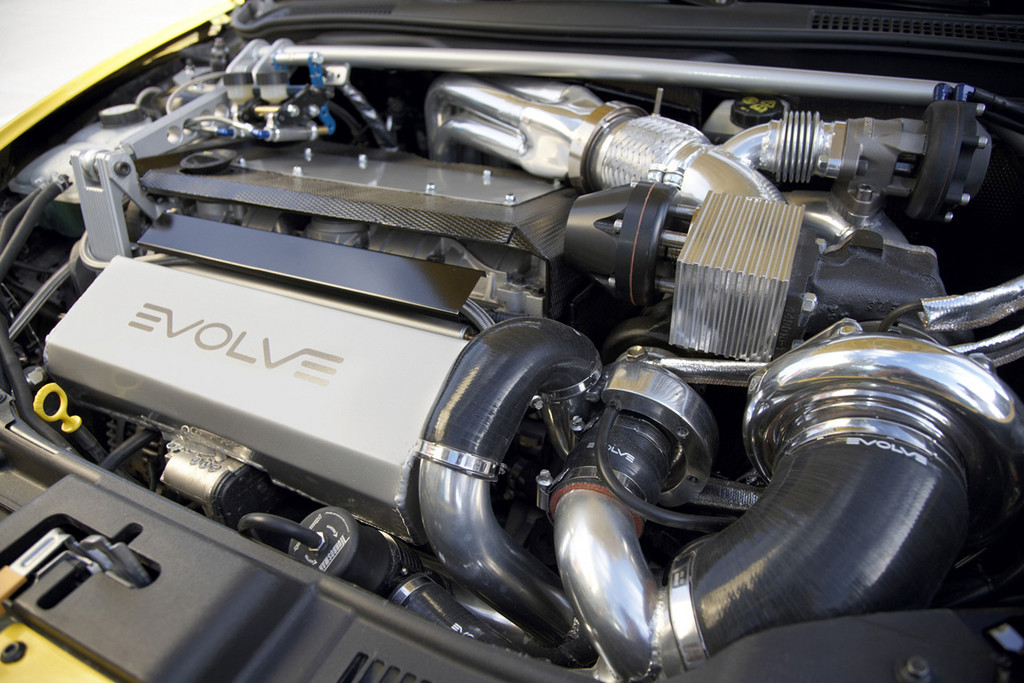 Снимки: Volvo C30