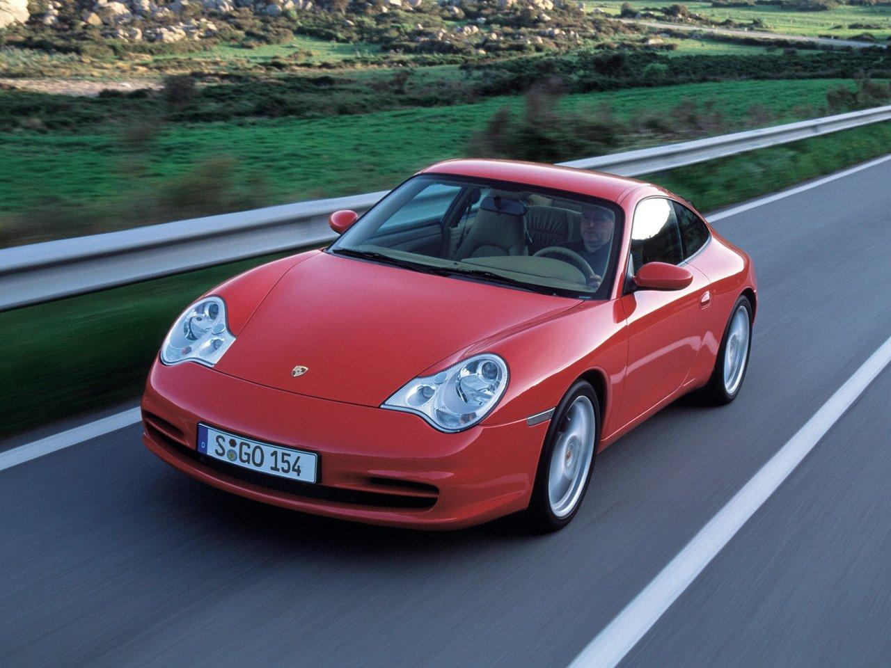 Снимки: Porsche 911 (996)