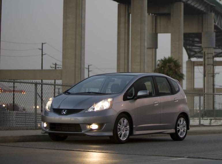 Снимки: Honda Fit (GD)