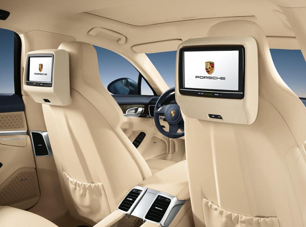 Снимки: Porsche Panamera