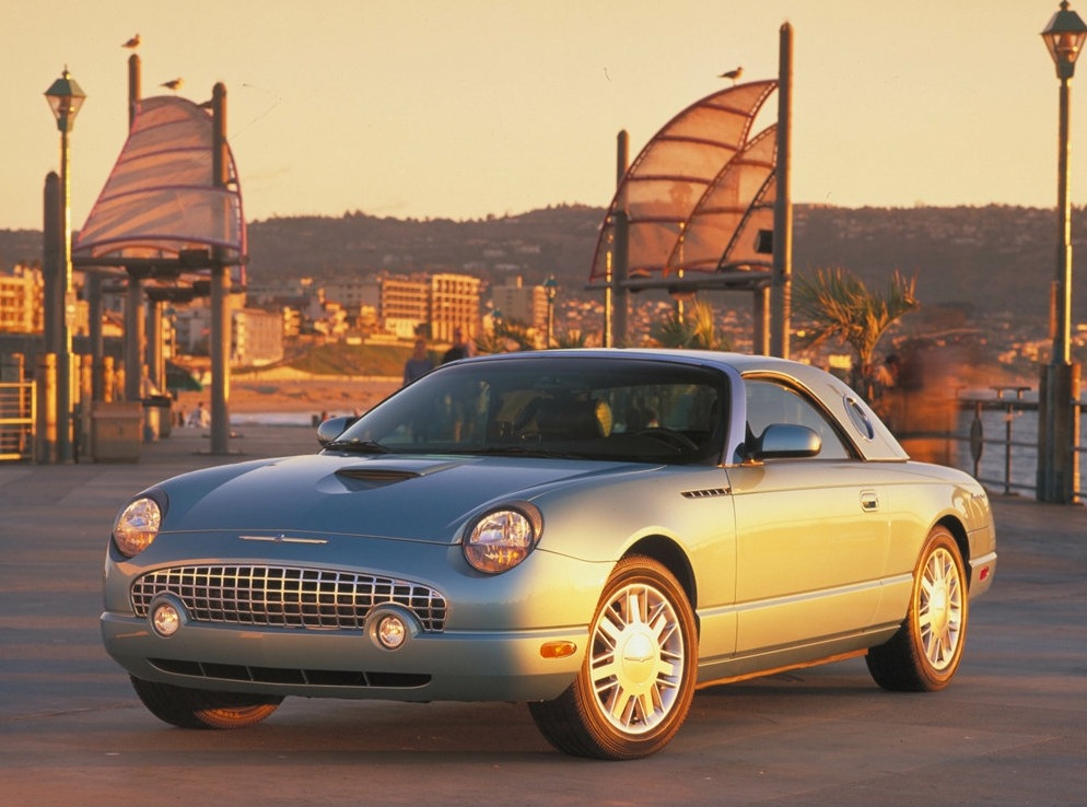 Снимки: Ford Thunderbird (Retro Birds)