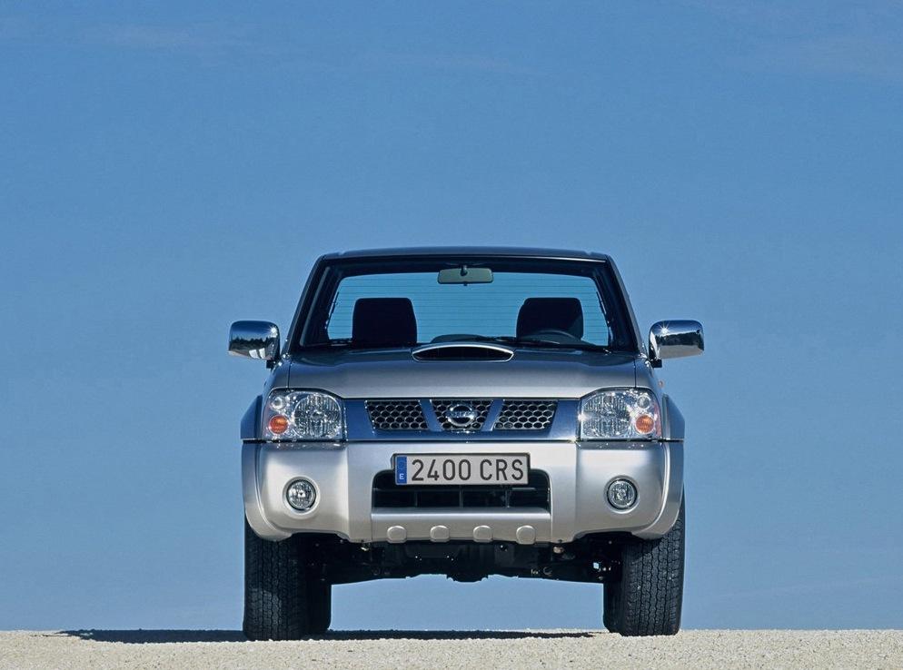Снимки: Nissan Pick UP (D22)