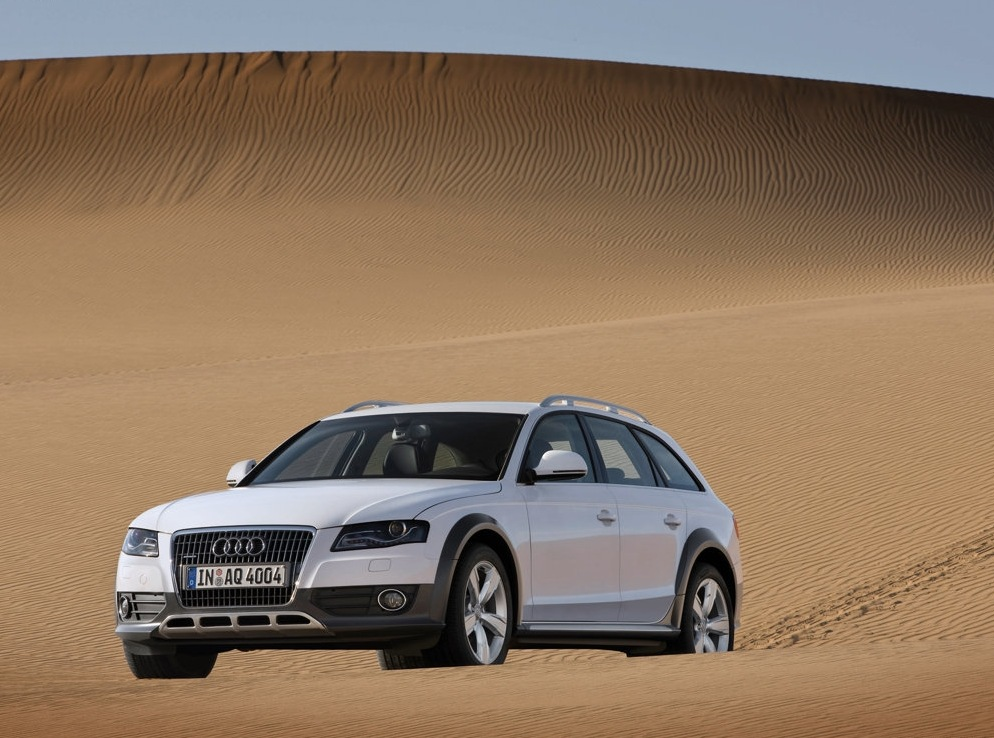 Снимки: Audi A4 allroad(B8)