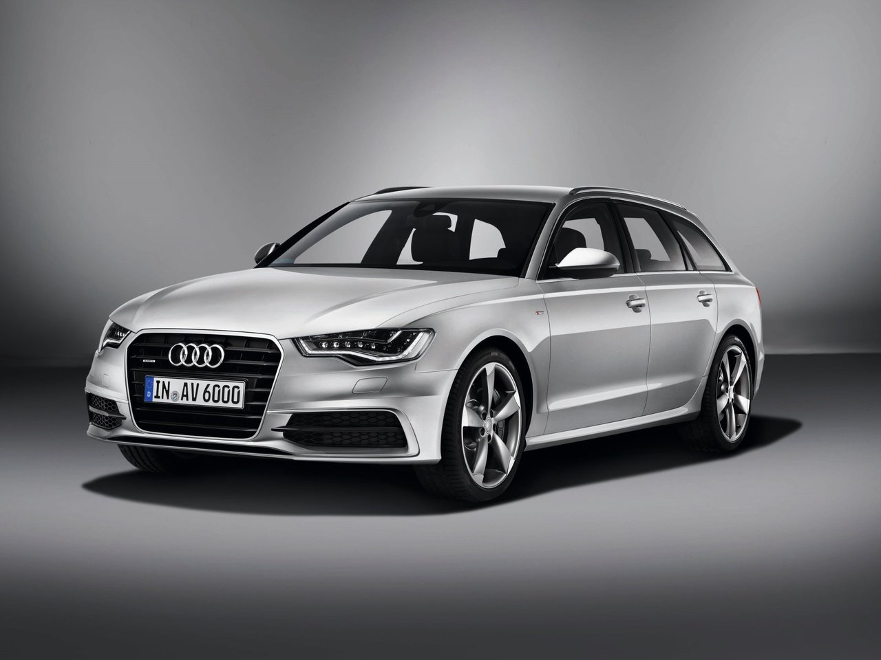Снимки: Audi A6 Avant (4G,C7)