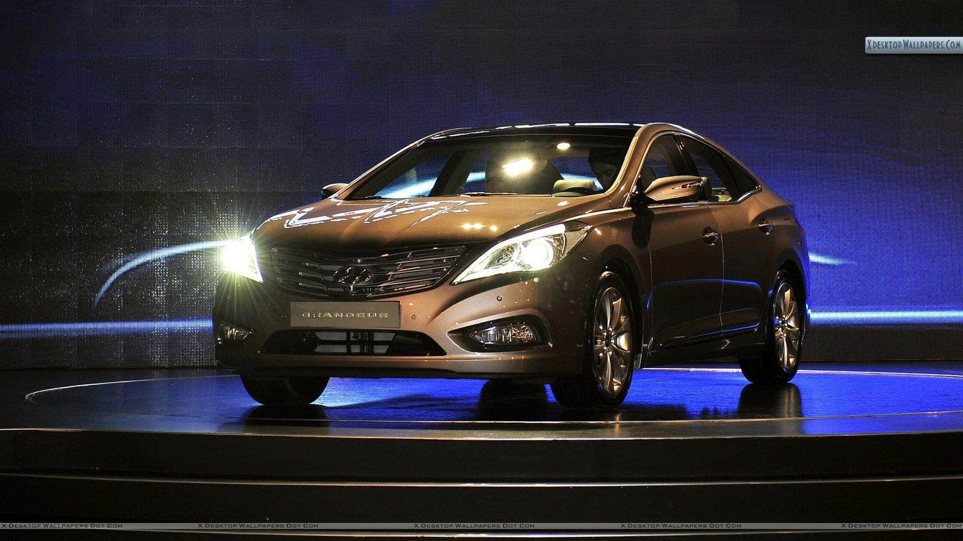 Снимки: Hyundai Grandeur 5