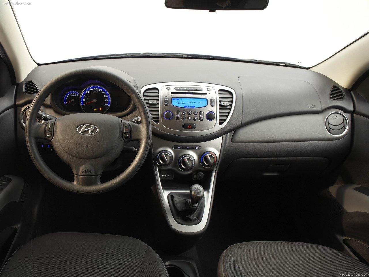 Снимки: Hyundai i10