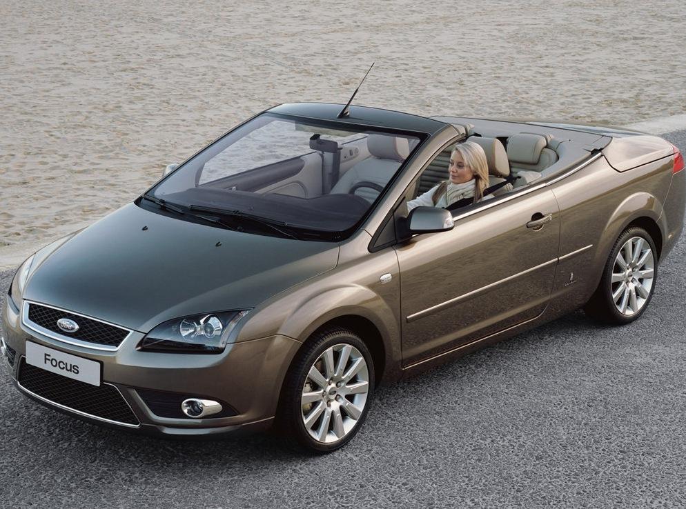 Focus Cabriolet II