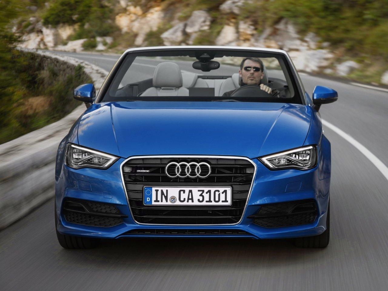 Снимки: Audi A3 III (8V) cabrio