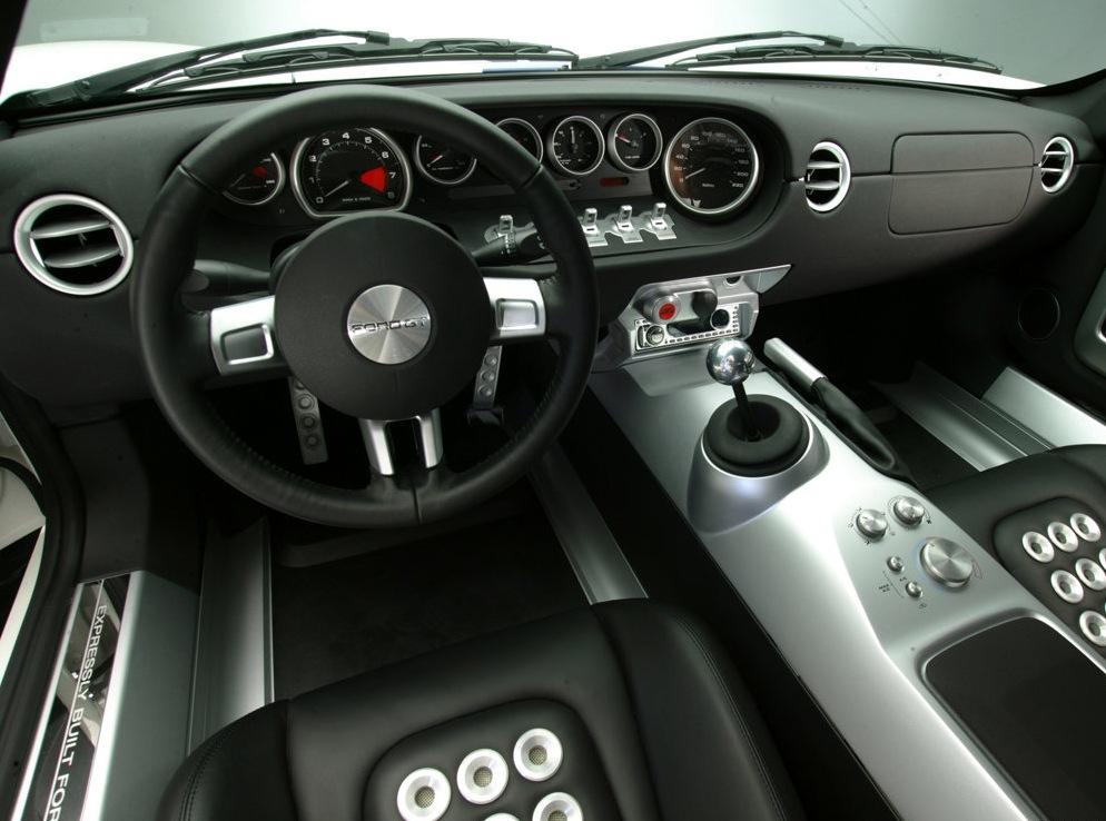 Снимки: Ford GT