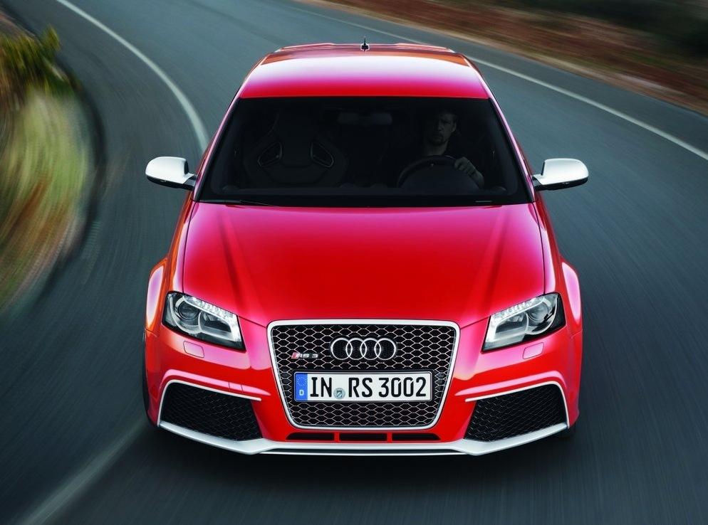 Снимки: Audi RS3