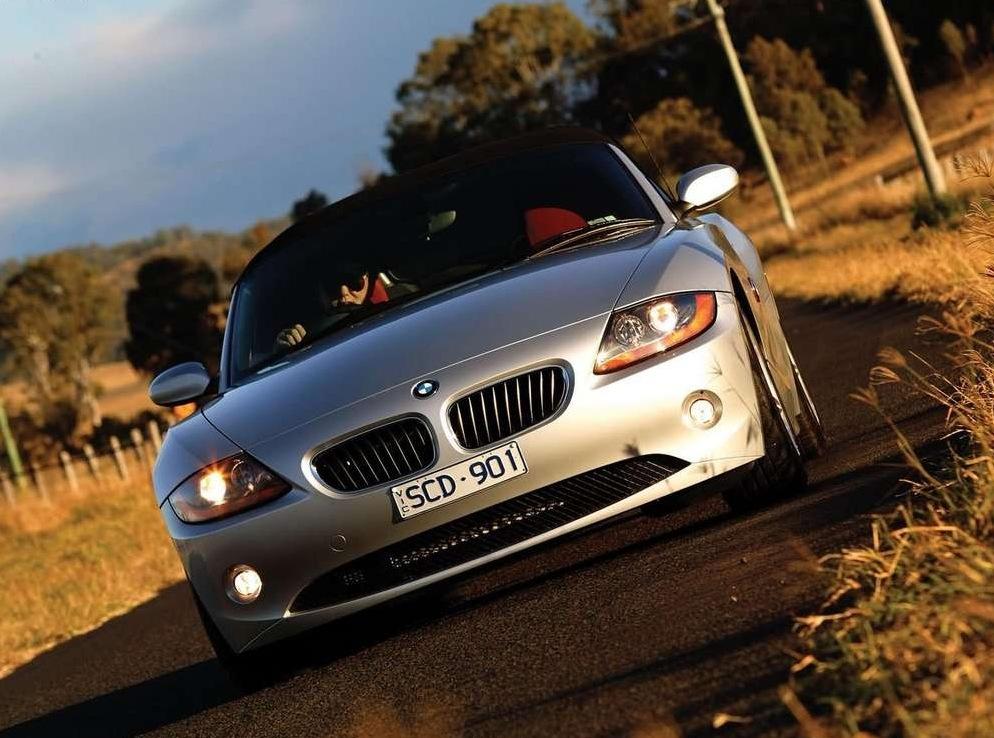 Снимки: Bmw Z4 (E85) Cabrio