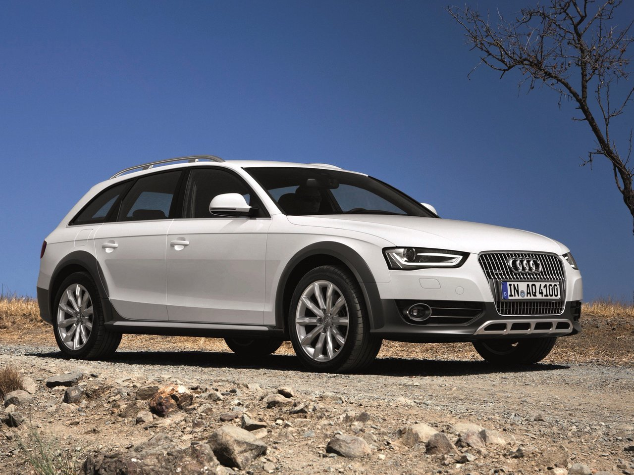 A4 allroad(B8) Facelift 2011