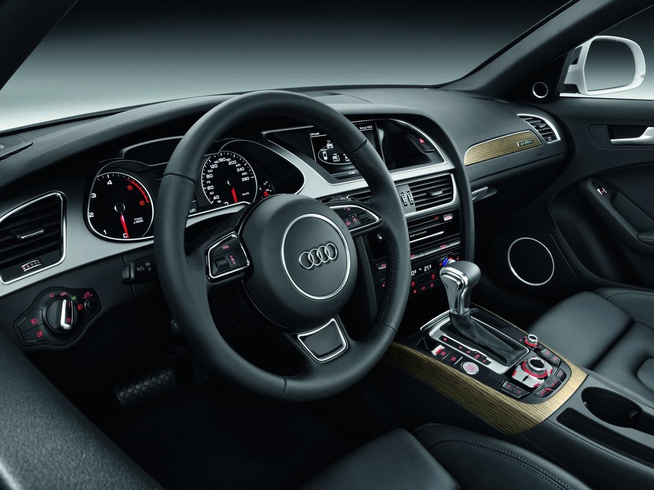 Снимки: Audi A4 allroad(B8) Facelift 2011