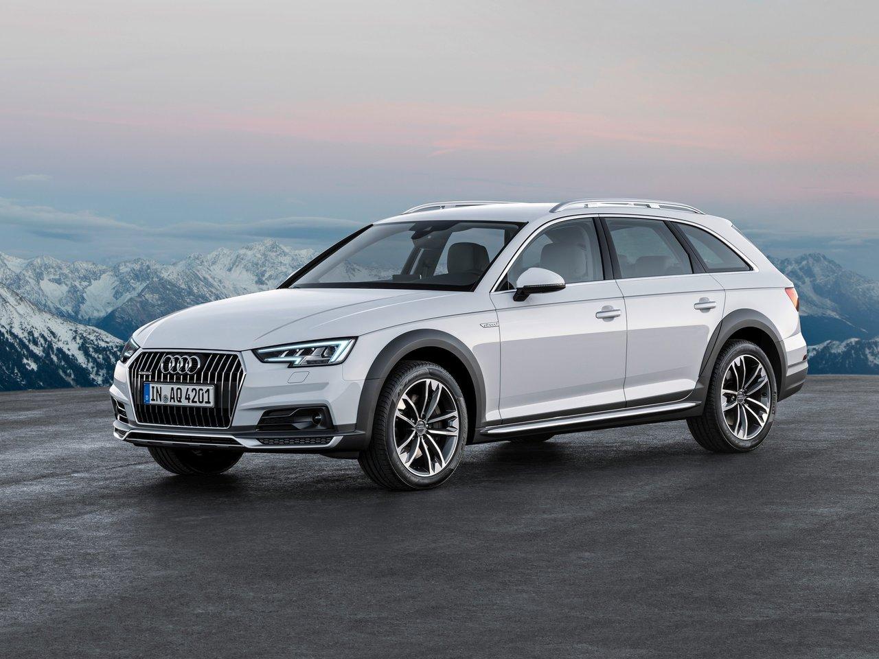Снимки: Audi A4 Allroad(B9)