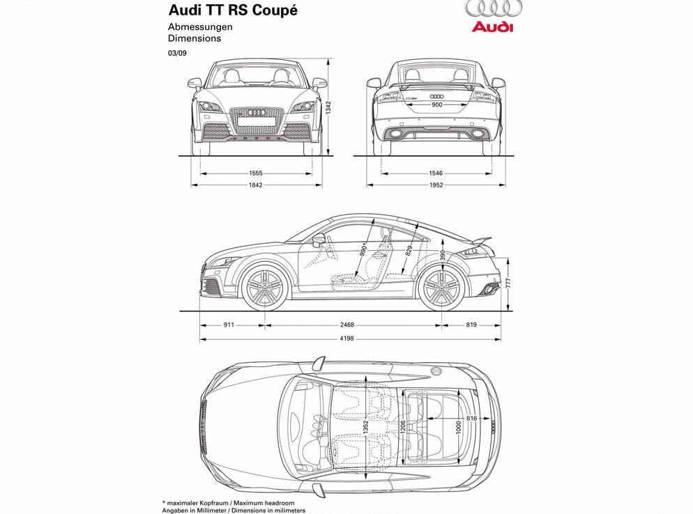 Снимки: Audi TT RS Coupe