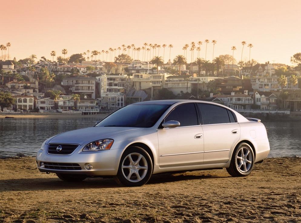 Снимки: Nissan Altima (L30) III
