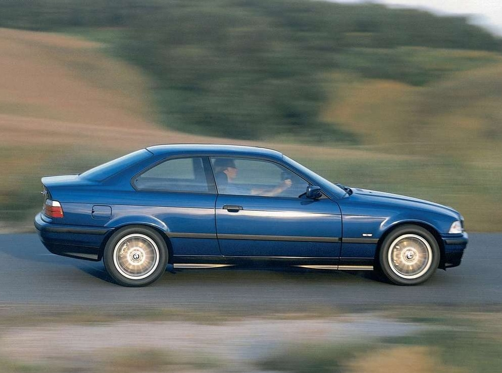 Снимки: Bmw 3er Coupe (E36)