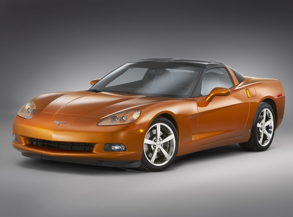 Снимки: Chevrolet Corvette Convertible (C6)